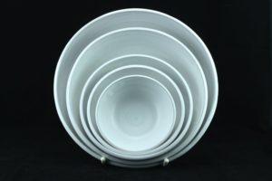 Obstschale aus Keramik