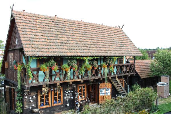Töpferstübchen Burg Spreewald