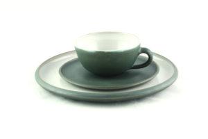 Frühstücksgedeck mit Tasse